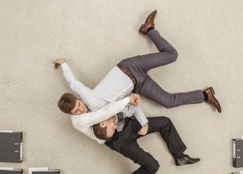 Rozwiązywanie konfliktów w firmie